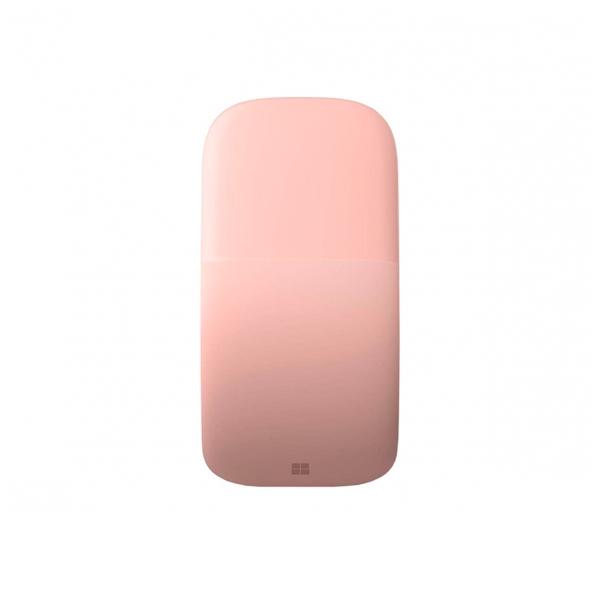 Microsoft Arc Mouse Bluetooth Pink - Ratón