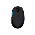 Microsoft Sculpt Comfort Mouse Bluetooth Black  Ratón