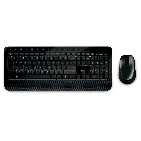 Microsoft Wireless Desktop 2000 Por - Kit de teclado y ratón