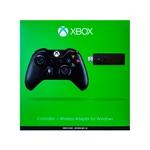 Microsoft Xbox One Mando inalámbrico  Adaptador  Gamepad
