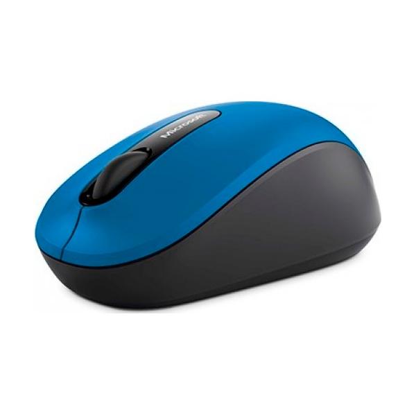 Microsoft Bluetooth 3600 Azul  Ratón