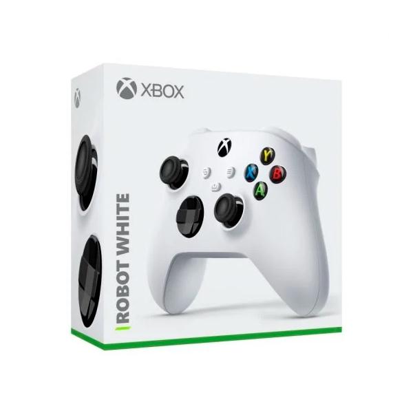 Microsoft Xbox SeriesOnePC Blanco Robot   Mando Inalámbrico