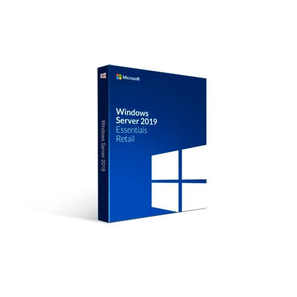 Microsoft Windows Server 2019 5 CAL - Sistema Operativo