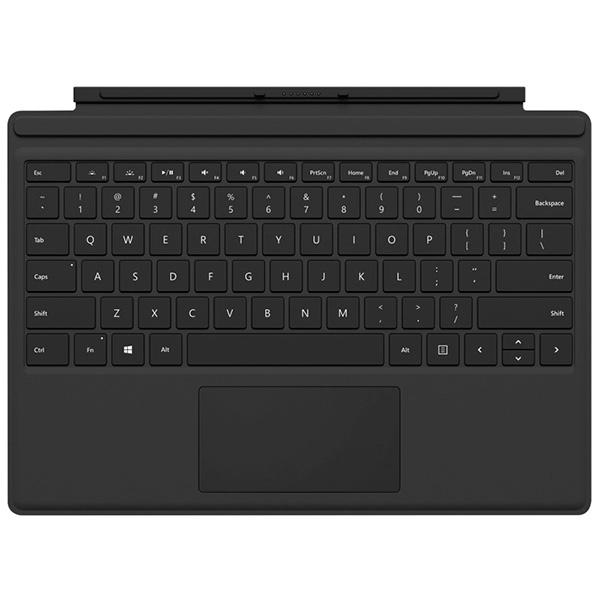 Microsoft TYPE COVER Teclado para Surface Pro 4 – Funda