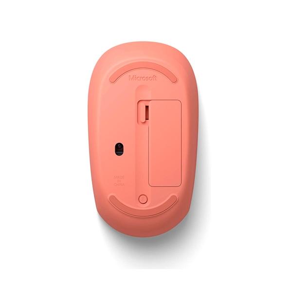 Microsoft Bluetooth Mouse Peach - Ratón