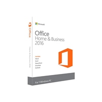 Microsoft Office Home and Business 2016 – Software