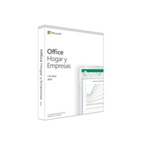Microsoft Office Home and Business 2019 Caja  Suite