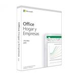 Microsoft Office Hogar y Empresa 2019 Caja  Suite