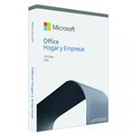 Microsoft Office Hogar y Empresa 2021 Caja  Suite