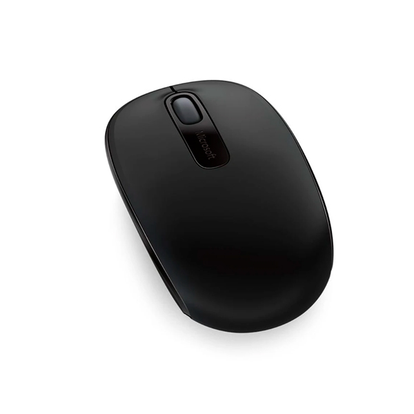Microsoft Wireless Mobile Mouse 1850 Negro  Ratón
