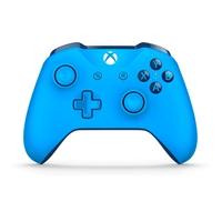 Microsoft Xbox Mando inalámbrico Azul  Gamepad