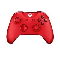 Microsoft Xbox Mando inalámbrico Rojo  Gamepad