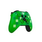 Microsoft Xbox Mando inalámbrico Minecraft Creeper