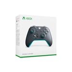 Microsoft Xbox Mando inalámbrico GrisAzul  Gamepad