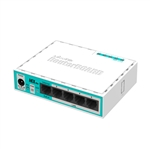 MikroTik RB750r2 hEX lite 5x10100 L4  Router