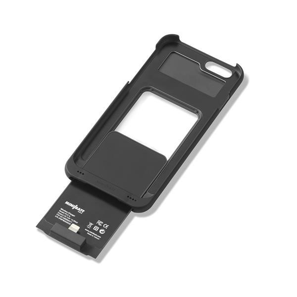 Minibatt Funda para Iphone 7 carga inalambrica - Accesorio