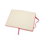 Moleskine Cuaderno Classic Liso Tapa Dura Roja Talla P