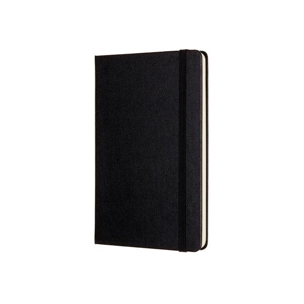 Moleskine Cuaderno Classic Liso Tapa Dura Negra Talla M