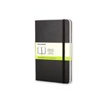 Moleskine Cuaderno Classic Liso Tapa Dura Negra Talla L