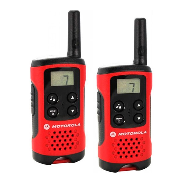 Motorola T40 Walkie Talkies Pack de 2 – Gadget