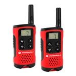 Motorola T40 Walkie Talkies Pack de 2 - Gadget