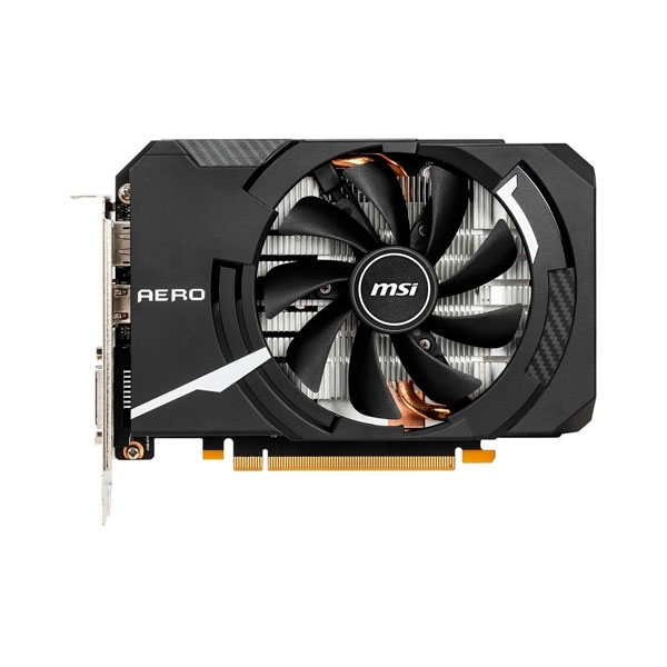 MSI GeForce GTX 1660 Super Aero ITX 6GB - Gráfica