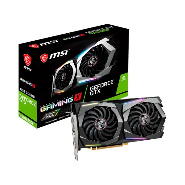 MSI GeForce GTX 1660 Super Gaming X 6GB - Gráfica