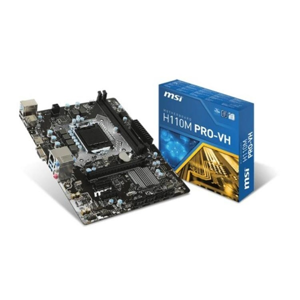 MSI H110M PRO-VH socket 1151 – Placa Base