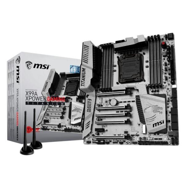 MSI X99A Xpower Gaming Titanium - Placa Base