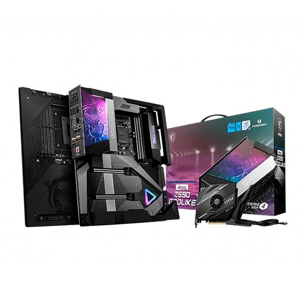 MSI Z590 MEG Godlike  Placa Base Intel 1200