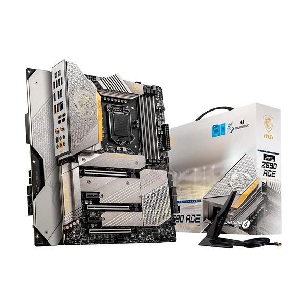 MSI Z590 MEG Ace Gold Edition  Placa Base Intel 1200