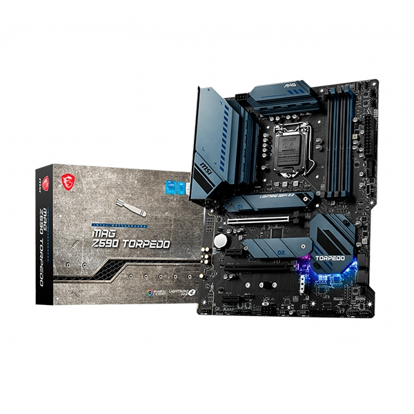 MSI Z590 MAG Torpedo  Placa Base Intel 1200