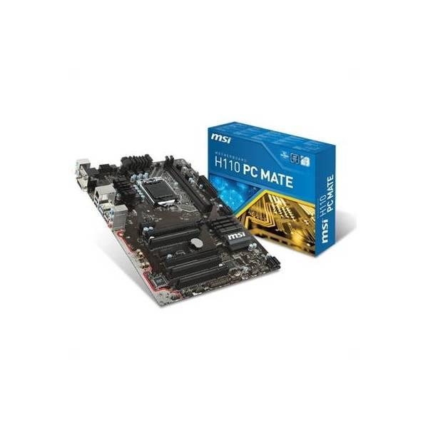 MSI H110 PC Mate – Placa Base