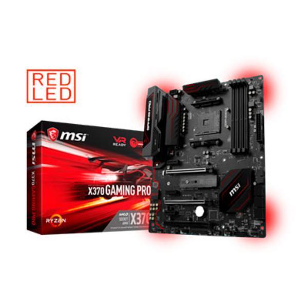 MSI X370 Gaming Pro – Placa Base