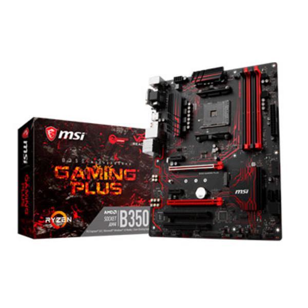 MSI B350 Gaming Plus – Placa Base