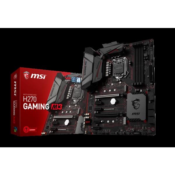 MSI H270 Gaming M3 – Placa Base
