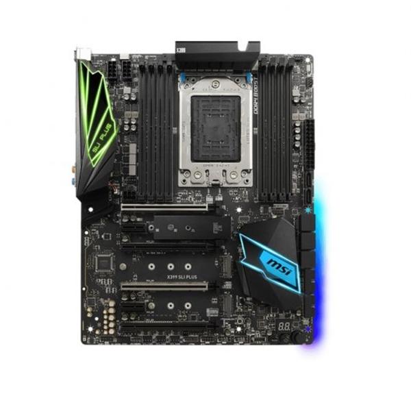 MSI X399 SLI Plus  Placa Base