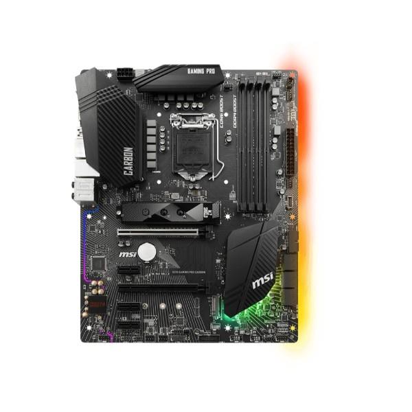 MSI H370 Gaming Pro Carbon – Placa Base