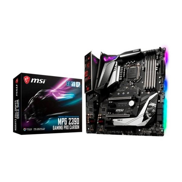 MSI Z390 Gaming Pro Carbon  Placa Base