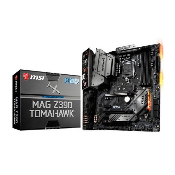 MSI Placa Base MAG Z390 TOMAHAWK ATX LGA1151