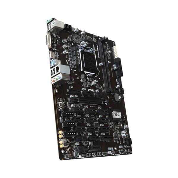 MSI B360F Pro Modelo Mining  Placa Base