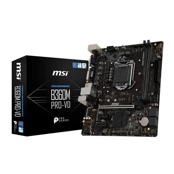 MSI B360M Pro-VD – Placa Base