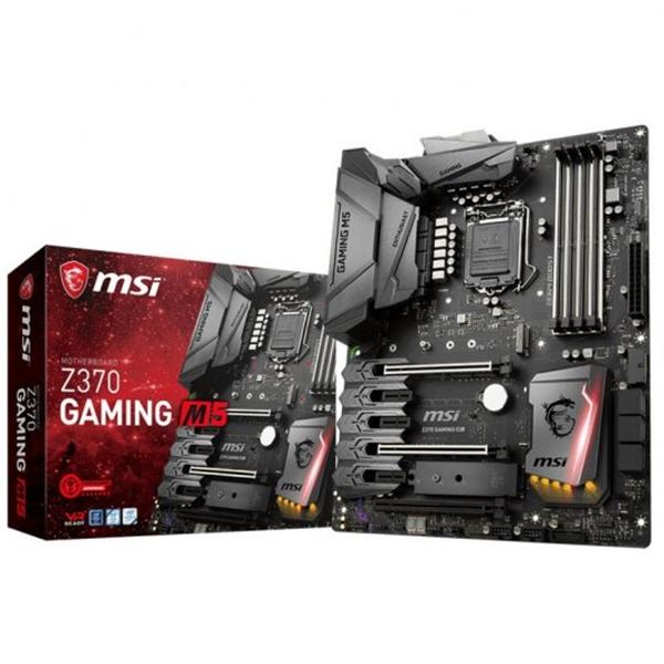 MSI Z370 Gaming M5 – Placa Base