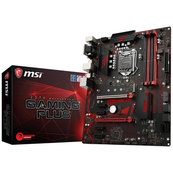 MSI Z370 Gaming Plus  Placa Base