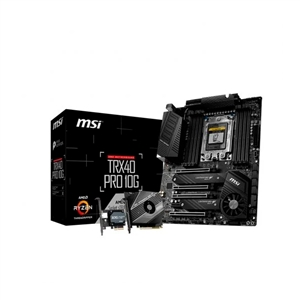 MSI TRX40 Pro 10G Socket sTRX4  Placa Base