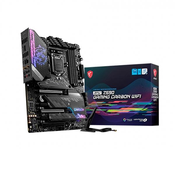MSI Z590 MPG Gaming Carbon WiFi6e  Placa Base Intel 1200