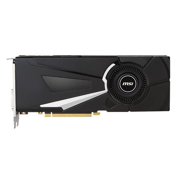 MSI Nvidia GeForce GTX 1070 Ti Aero  Gráfica