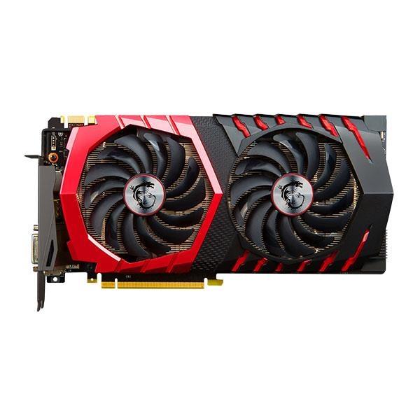 MSI Nvidia GeForce GTX 1070 Ti Gaming 8GB - Gráfica