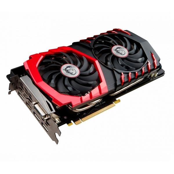 MSI Nvidia GeForce GTX 1080 Gaming 8G  Gráfica