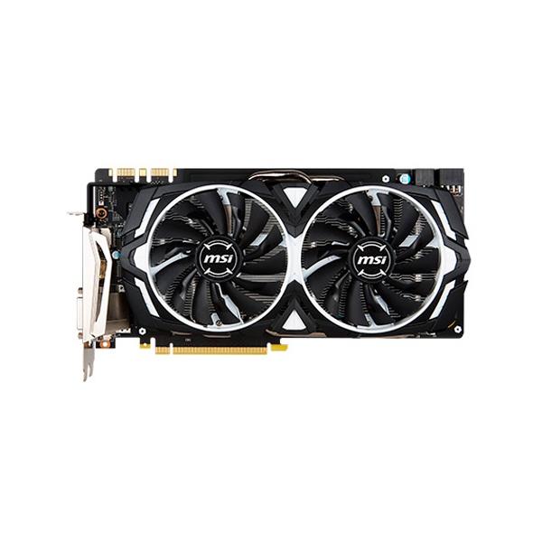 MSI Nvidia GeForce GTX1080 Armor 8GB  Tarjeta Gráfica